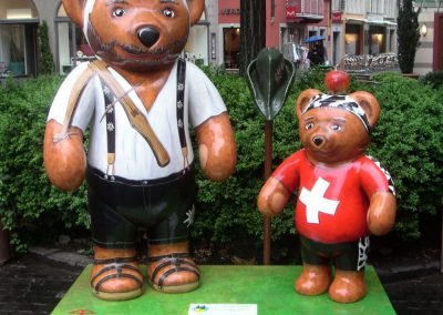 Teddy-Summer Zürich 2005 (Swiss Tell Teddys)